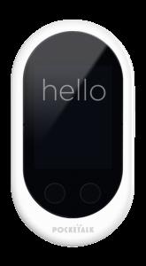 Pocketalk traductor automático